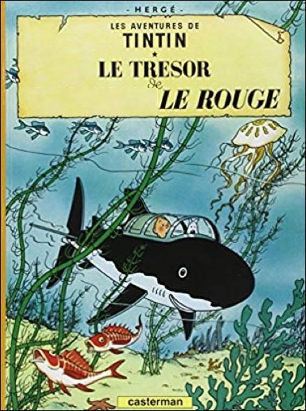 Quel est le titre de cet album de Tintin paru en 1944 ?