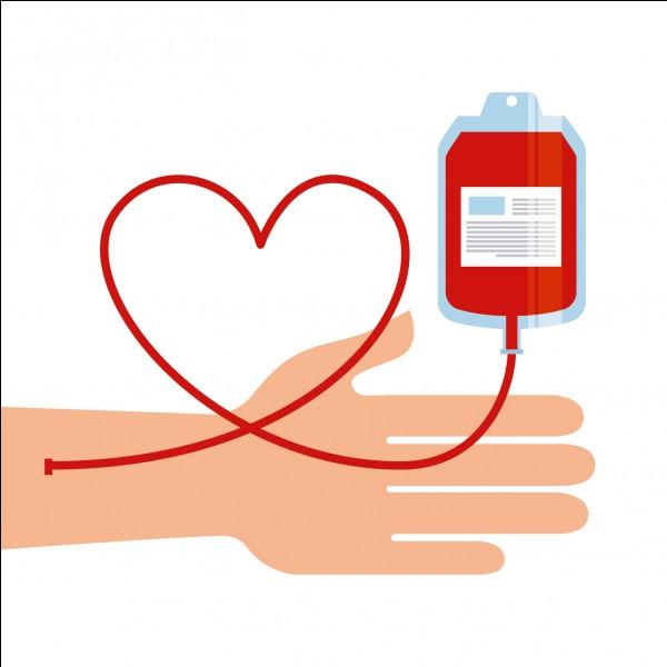 On peut donner son sang plusieurs fois par an