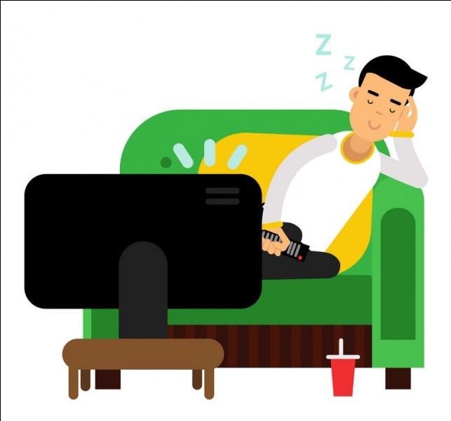 Regarder la TV dans son lit favorise le sommeil