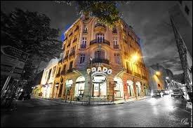 Dans quelle ville française flâne-t-on sur l'avenue du Prado ?