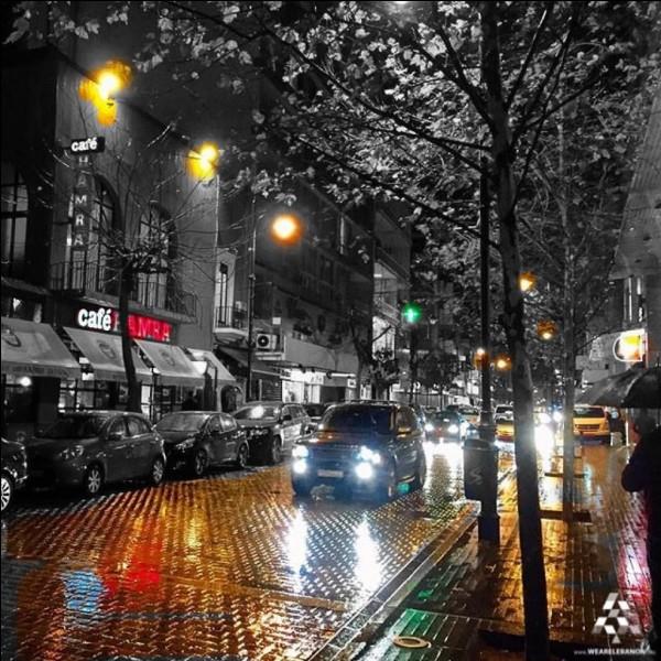Dans quelle ville la rue du Hamra vous paraîtra-t-elle fascinante grâce à ses magasins, ses bars et cafés ?