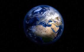 Le pôle nord est plus froid que le pôle sud.