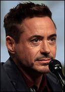 Quel acteur joue Tony Stark/Iron Man ?(Iron Man 1,2,3, Avengers 1,2,3,4, Captain America 2, Spider-Man Homecoming)