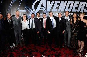 Les acteurs Marvel
