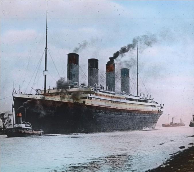 Titanic ou Britannic ?