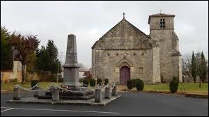 Cette semaine, notre balade commence en Charente-Maritime, à Aumagne. Nous sommes en région ...