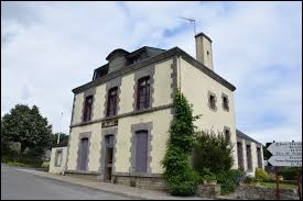 Village Morbihannais, Le Guerno se situe en région ...
