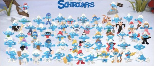 Qui est l'auteur des Schtroumpfs ?