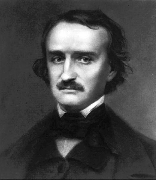 Cet écrivain américain. figure du romantisme, connu surtout pour ses contes, c'est ... Poe.