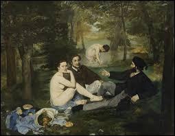 Le peintre, auteur de ce tableau, se prénomme...