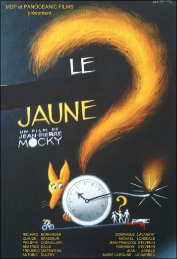 Quel est le titre de ce film policier de Jean-Pierre Mocky ?