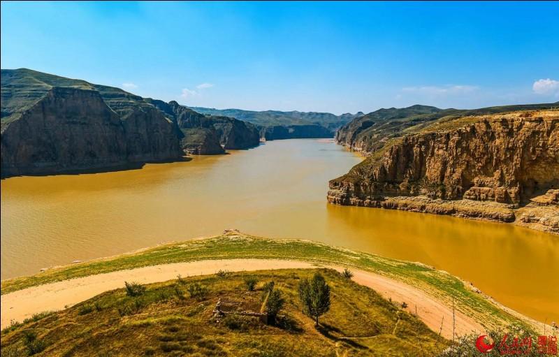 Dans quel pays le fleuve Jaune coule-t-il ?