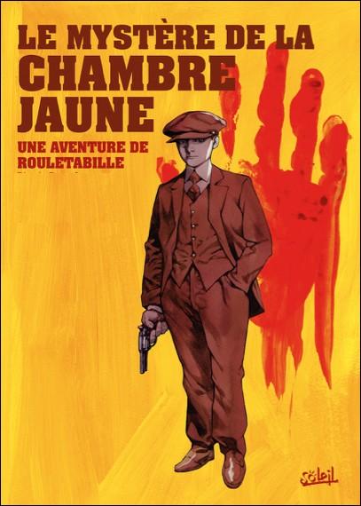 Qui est l'auteur de ce roman policier paru en 1907 ?