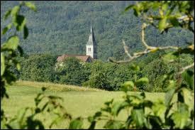 Nous terminons notre balade dans le Jura, à Vescles. Nous sommes dans l'ancienne région ...