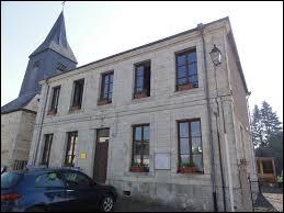 Petit village Ardennais de 70 habitants, Estrebay se situe en région ...