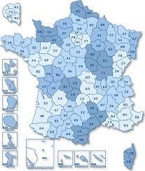 Saurez-vous situer ces communes ? (1869)