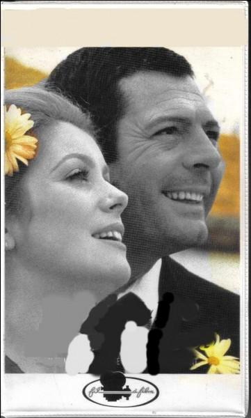 Quel est ce film où Deneuve et Mastroianni se partagent l'affiche en 1971 ?