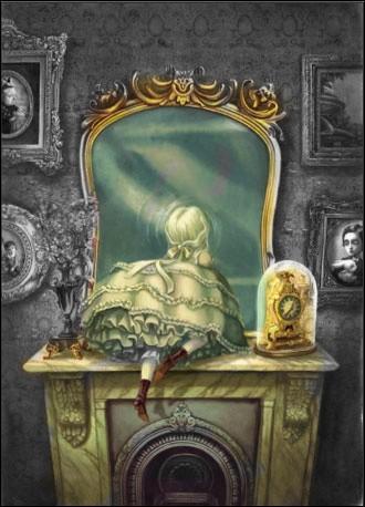 """Qui est l'héroïne du roman """"De l'autre côté du miroir"""" ?"""
