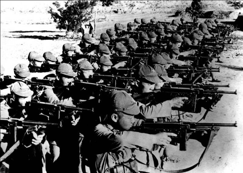 La Seconde Guerre mondiale commença en Europe le 1er septembre 1939. Mais elle avait déjà commencé en Asie en 1937, où elle opposait...
