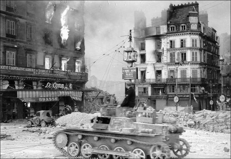 Où les armées françaises tentèrent-elles une ultime bataille pour stopper l'avancée allemande ?