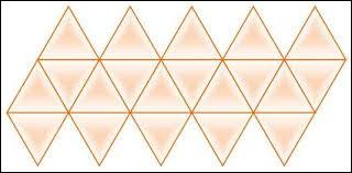 Comment appelle-t-on un polyèdre à 20 faces ?