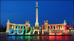Dans quel pays se situe la ville de Budapest ?