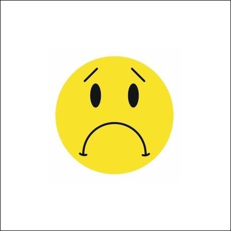 Sur un de tes quiz, un joueur te met un smiley triste, sans aucune raison. Quel est ton niveau de colère ?