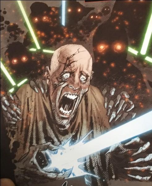 Sur quelle planète, le combat sanglant entre les Jedi et le Sith a-t-il eu lieu ?