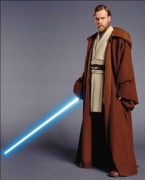 De qui est tombé amoureux Obi-Wan Kenebi ?