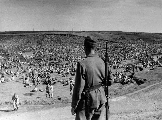 Le 22 juin 1941, l'Allemagne et ses alliés attaquent l'URSS : c'est l'opération...