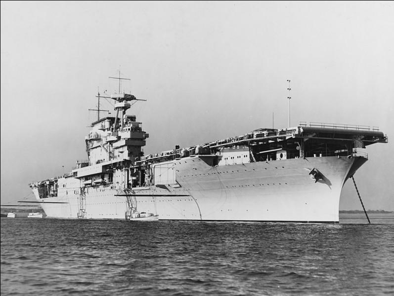 La bataille décisive de la guerre du Pacifique se déroula à Midway, du 3 au 6 juin 1942. La flotte japonaise subit une lourde défaite, avec la perte de 4 porte-avions. Et pour les Américains ?