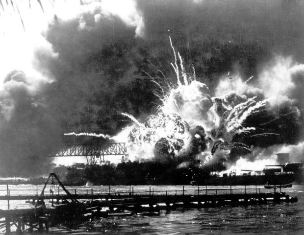 La Seconde Guerre mondiale (1941-1942)