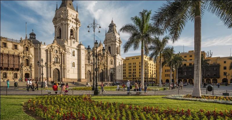 C'est l'une des villes d'Amérique latine les plus touchées par la pollution atmosphérique. Retrouvez-la !