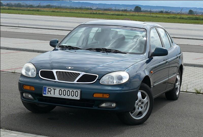 Daewoo est une marque automobile japonaise.