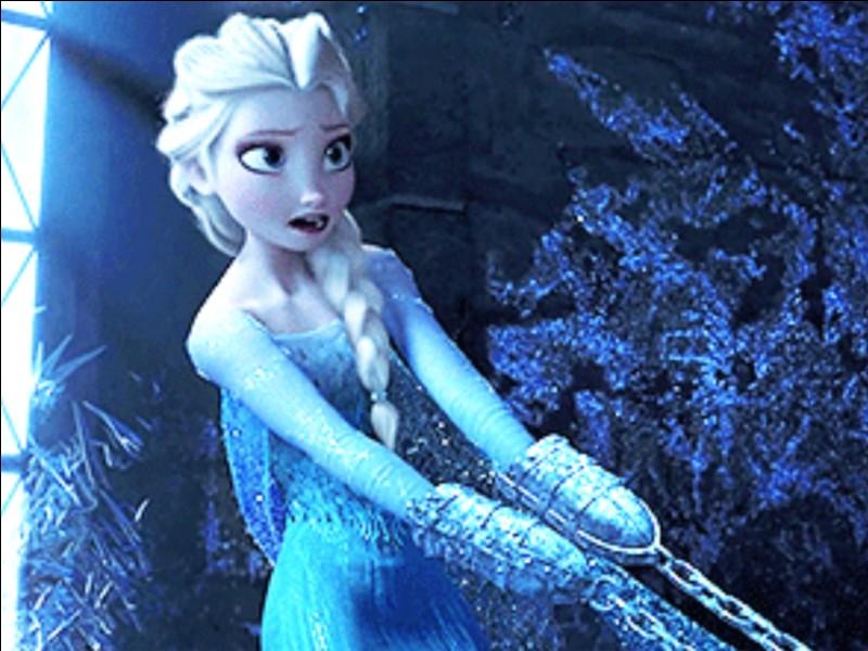 """Quel animal est Sven dans """"La Reine des neiges"""" ?"""