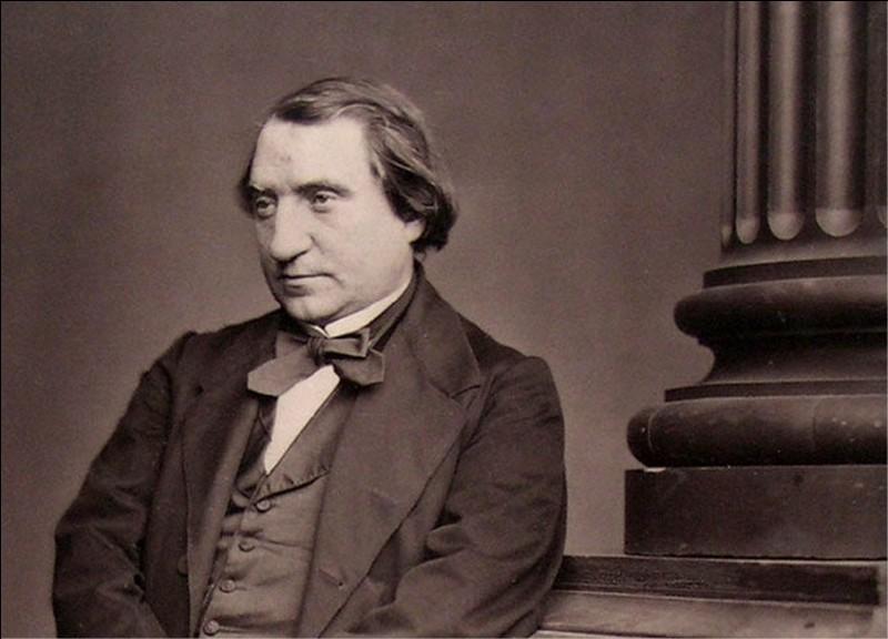 """Cet écrivain, philosophe et historien, connu pour son """"Histoire des origines du christianisme"""" et pour """"Qu'est-ce qu'une nation ?"""", écrit en 1882, c'est ... Renan."""