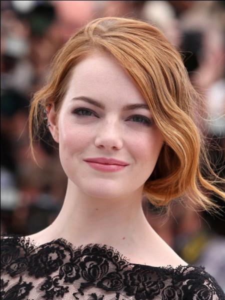 """Cette actrice américaine, lauréate de l'Oscar de la meilleure actrice pour """"La la land"""", se prénomme ..."""