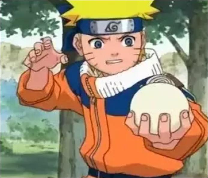 Combien de temps a-t-il fallu à Naruto pour maîtriser le Rasengan ?