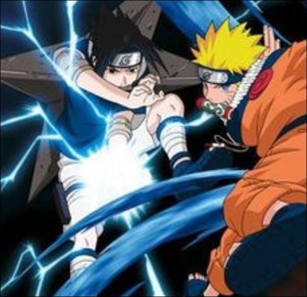 Pour Naruto, Sasuke est son...