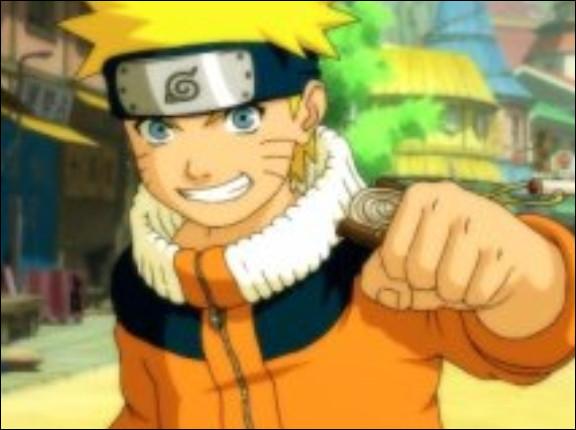 Comment Naruto devient-il un ninja ?