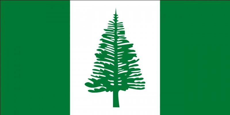 À quel territoire appartient ce drapeau ?