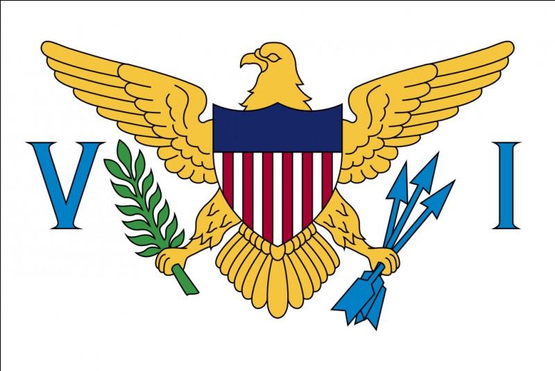 Quelle est la capitale du territoire arborant ce drapeau ?