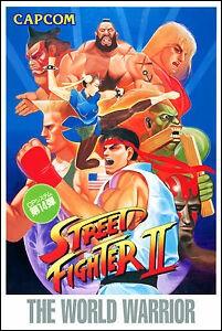 """Quel était le grand méchant de """"Street Fighter II"""" ?"""
