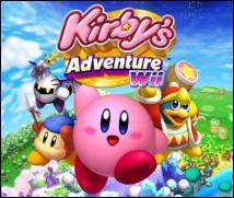 """Quelle était la couleur du deuxième joueur dans """"Kirby's Adventure"""" ?"""