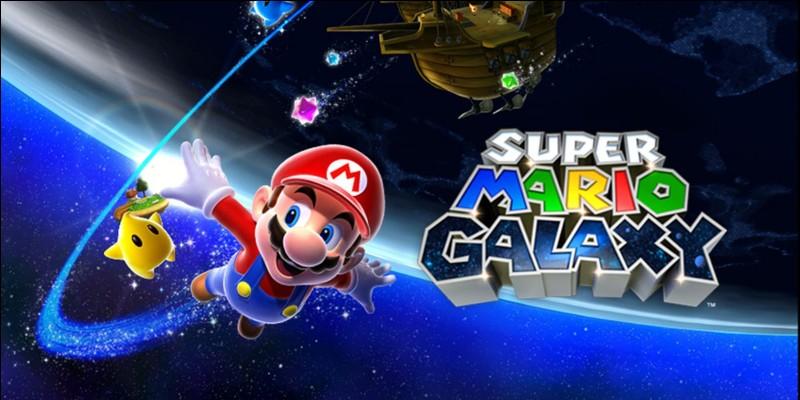 """Combien d'étoiles sont récoltables avec Mario dans """"Super Mario Galaxy"""" ?"""