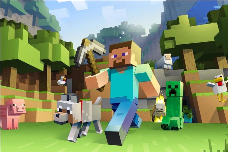 """À quelle couche peut-on commencer à trouver du diamant, dans """"Minecraft"""" ?"""