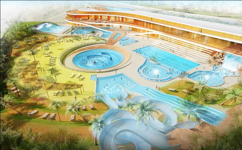 Voilà notre parc aquatique. Il est présent dans un autre de mes quiz. Lequel ?