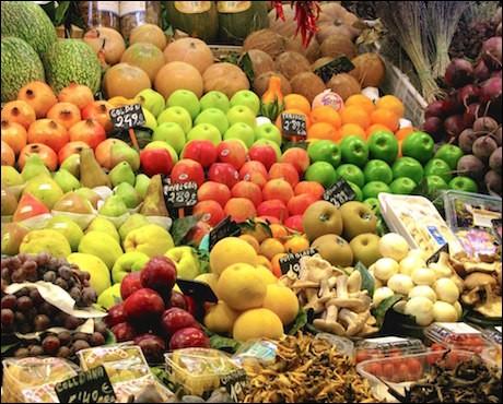 Le petit gris de Rennes est un fruit délicieux que l'on trouve facilement sur les marchés bretons.