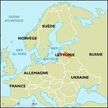 Un Lettonais est un habitant de la Lettonie.
