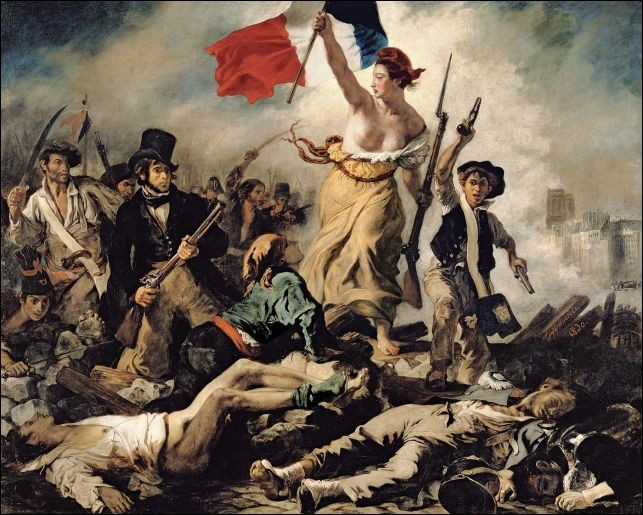 Le peintre, auteur de ce tableau célèbre, se prénomme ...